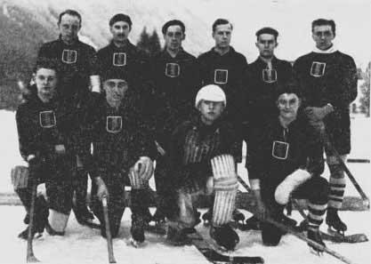 хоккей история