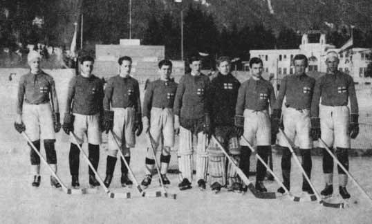 олимпиада хоккей