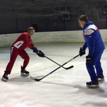 хоккей финты