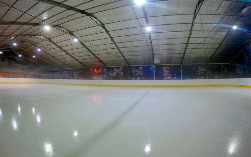 каток ледо