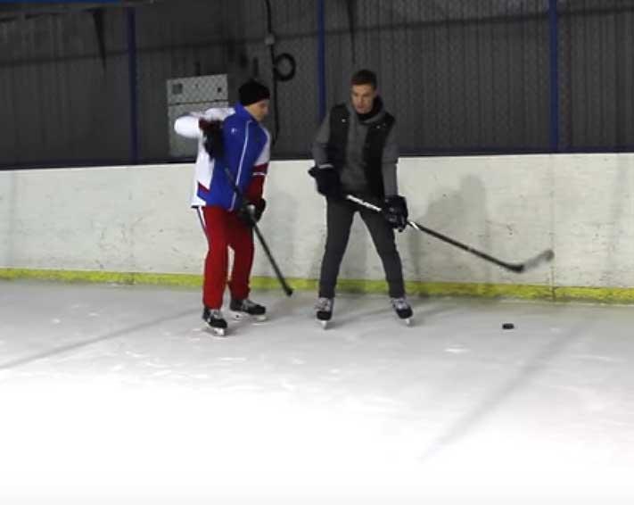 школа хоккея