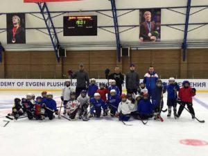 Хоккейный лагерь