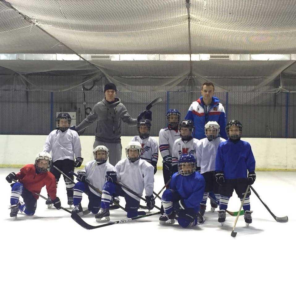 сборы хоккей дети
