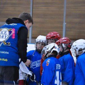 секция хоккея для детей в Москве