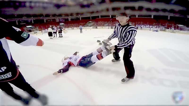 отдать ребёнка в хоккей