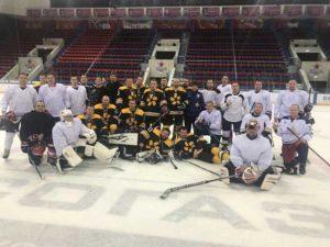 Хоккейные тренировки