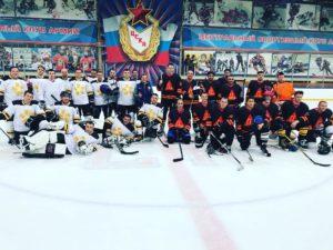 Хоккейная школа Москва
