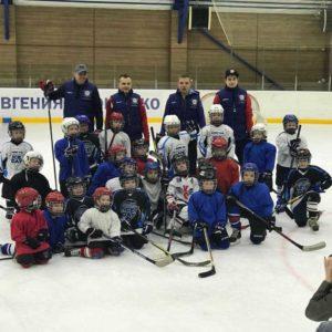 Школа хоккея Москва