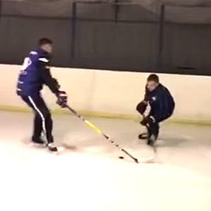 индивидуальные тренировки по хоккею