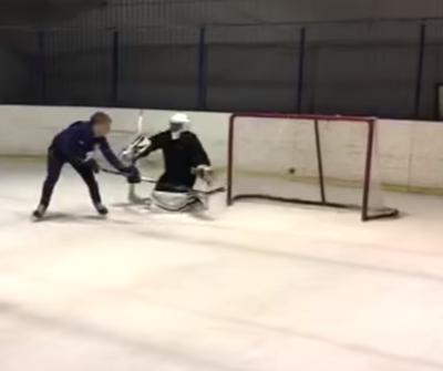 тренировки по хоккею в Москве