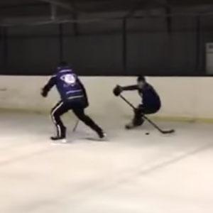 индивидуальные тренировки +по хоккею в Москве