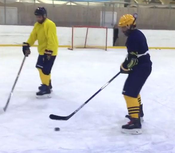 Хоккей для начинающих Москва