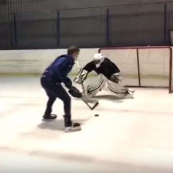 Тренировки хоккейные