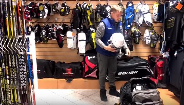 выбор хоккейной экипировки