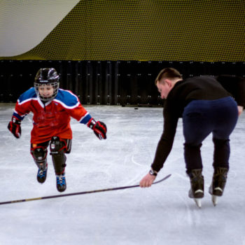 Персональные тренировки хоккей